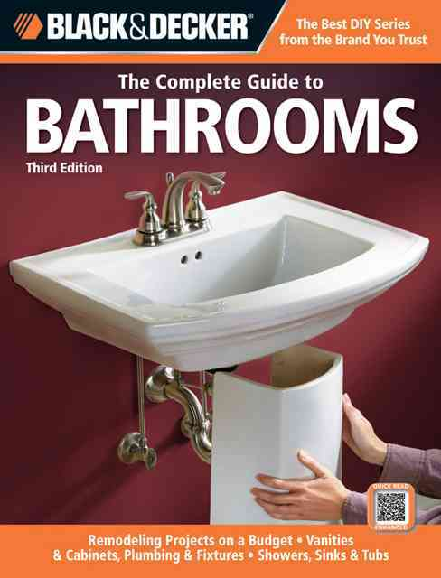The Complete Guide to Bathrooms By Peterson, Chris (EDT)